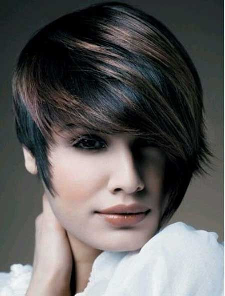 Asymmetrical Bob Hairstyle 2013 Jpg 450 591 Pixels Cool Hair Color Short Hair Styles Hair Styles