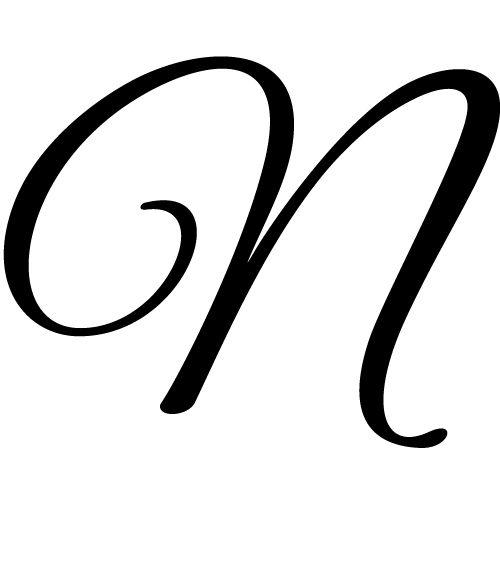 pin by señor lopez on letter n pinterest