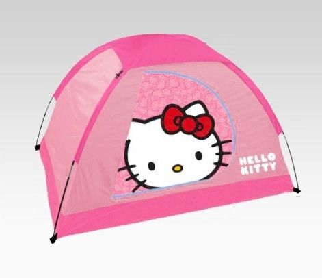 Hello Kitty Dome Tent