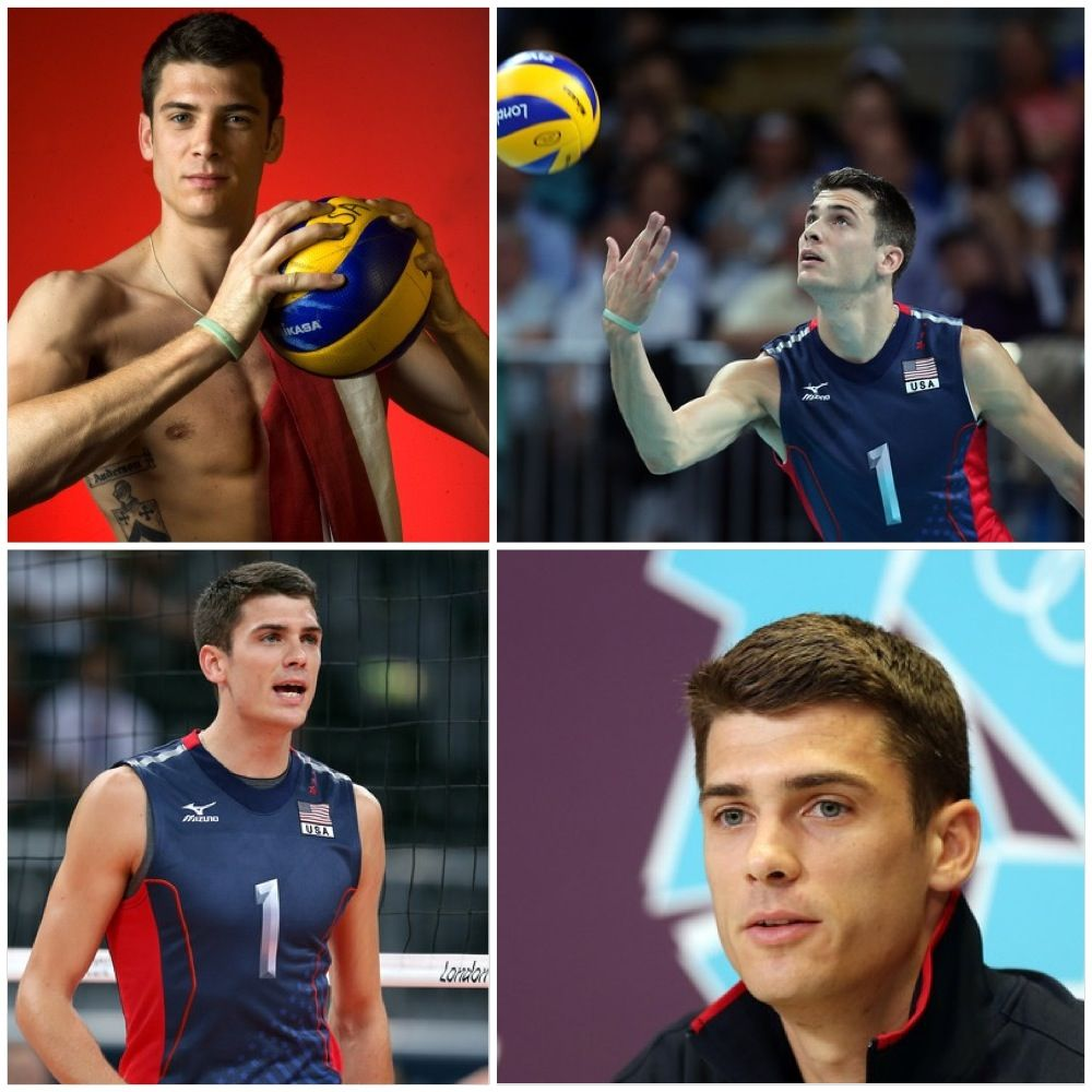 Matt Anderson Usa Volleyball Usa Volleyball Team Usa Volleyball Volleyball Players