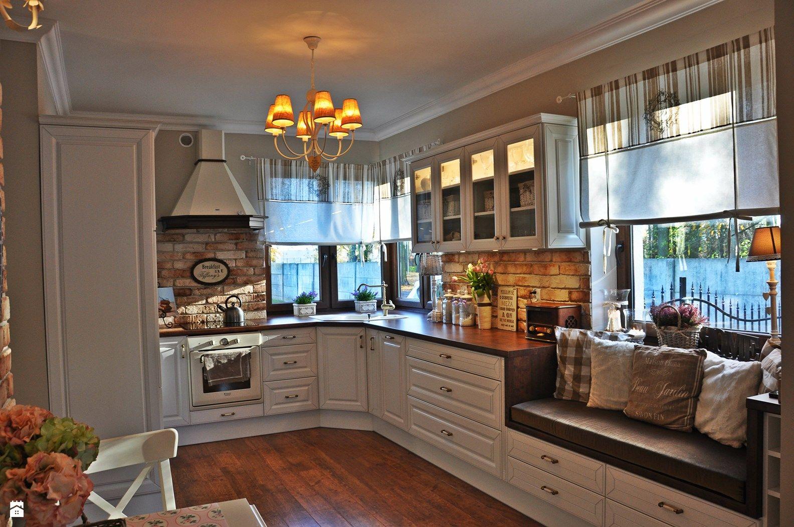 Cucina Stile Provenzale Pubblicato Da Homelook It Cucina Styl Provenzale Homelook It Progetti Di Cucine Cucine Country Idee Per La Cucina
