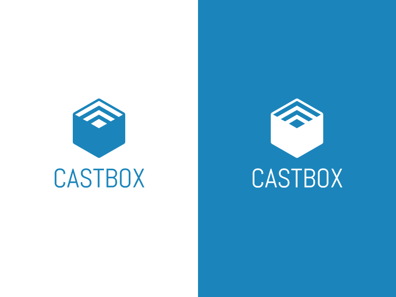 Castbox Logo App logo, Logos, Lettering