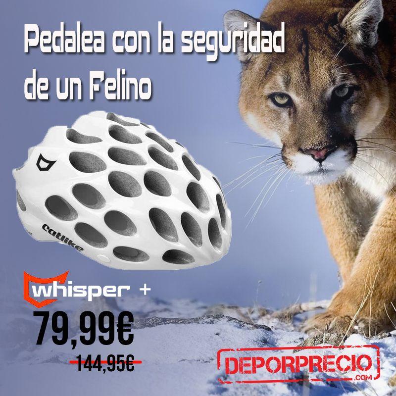 La ¡¡¡SUPER OFERTA EN EL CASCO WHISPER + de Catlike!!! no puedes perdértela si estas buscando un ¡¡¡ GRAN CASCO (y) !!! Visítanos-------> http://www.deporprecio.com/es/980-casco-whisper-plus-catlike-blanco-oferta-comprar-barato.html #cascociclismo #casco #whisper+ #whisper #ciclismo #deporte #bikelife #biking #catlike