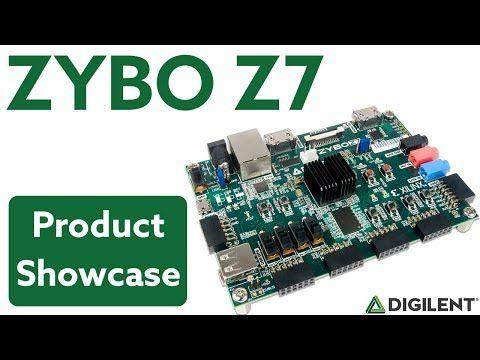 Zybo Z7: Zynq-7000 ARM/FPGA SoC Development Board | The