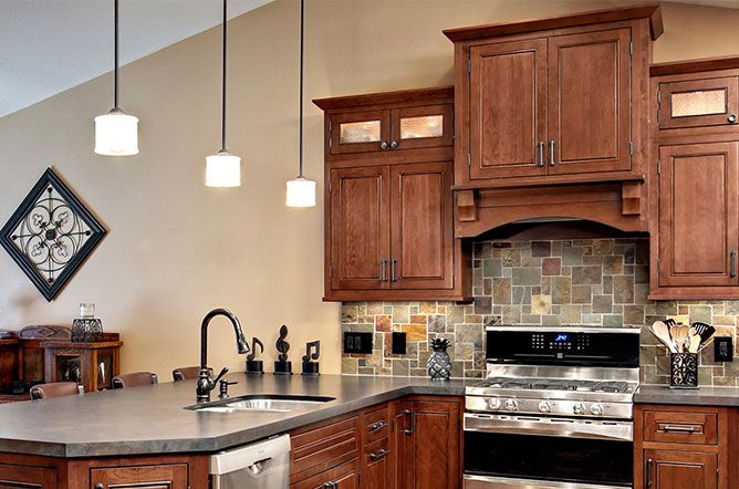 Fairmont Kitchen Cabinets - Iwn Kitchen