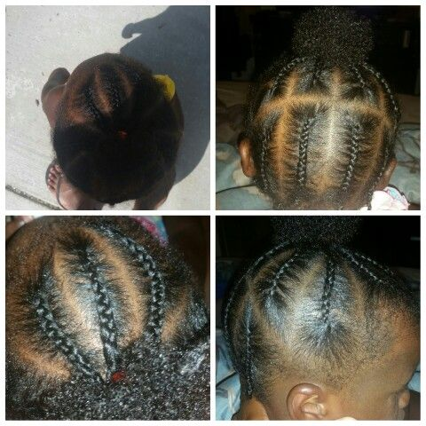 Braids On 2 Yr Old Baby Girl Hairstyles African Baby Hairstyles Kids Braided Hairstyles