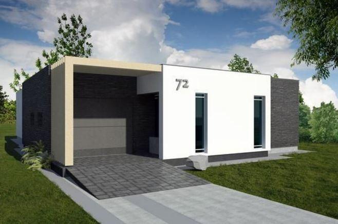Fachadas de casas bonitas de un piso casas pinterest for Casas pequenas y bonitas de un piso