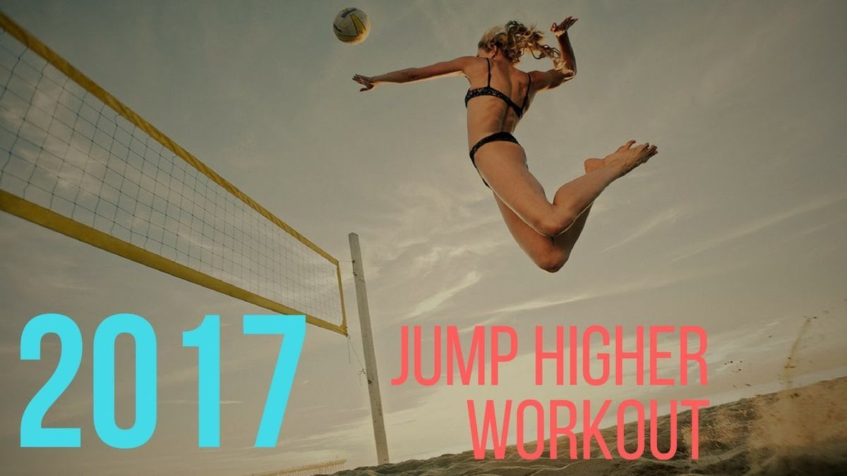 Jump Higher Workout How to increase your vertical jump