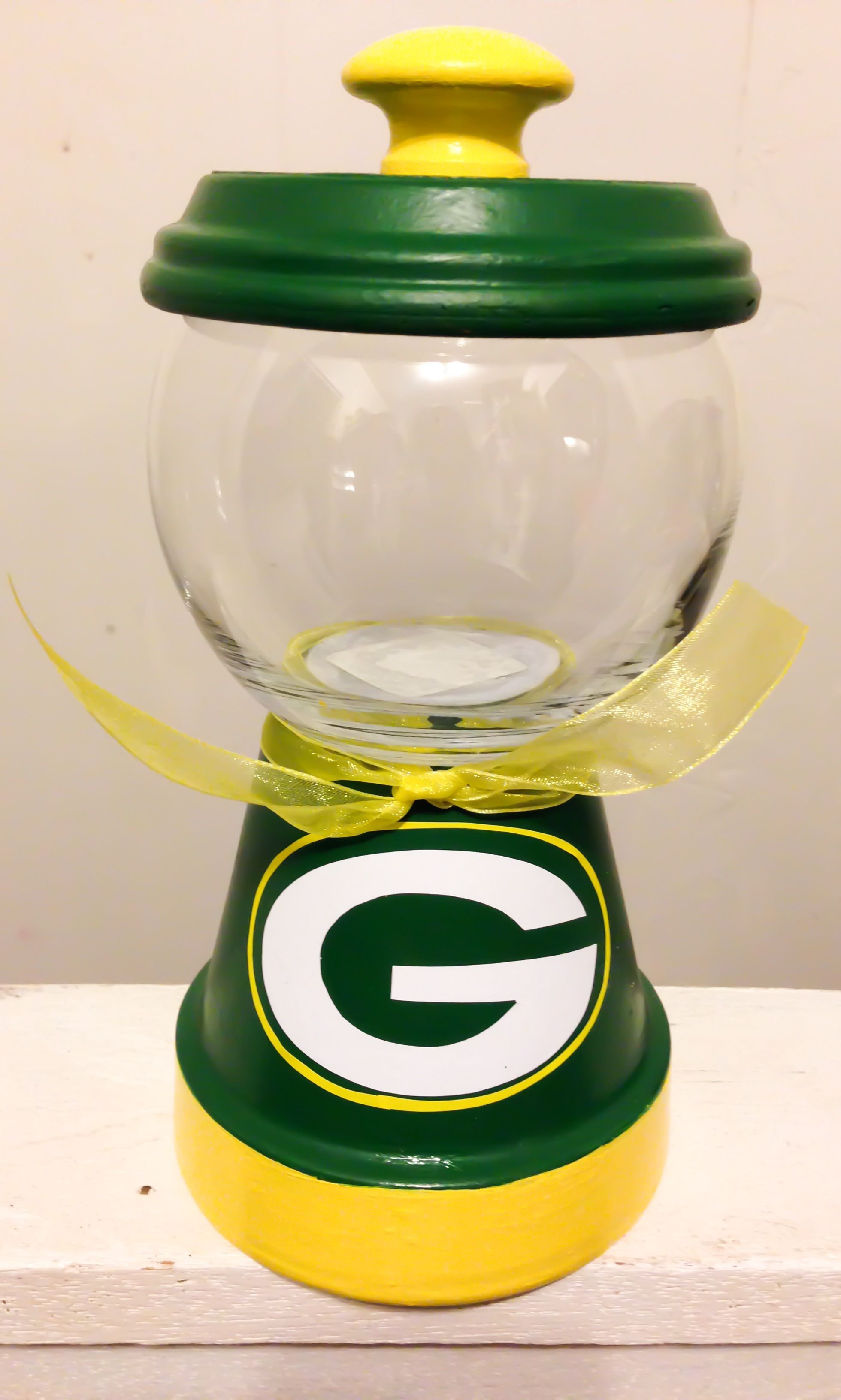 Green Bay Packers Candy Dish