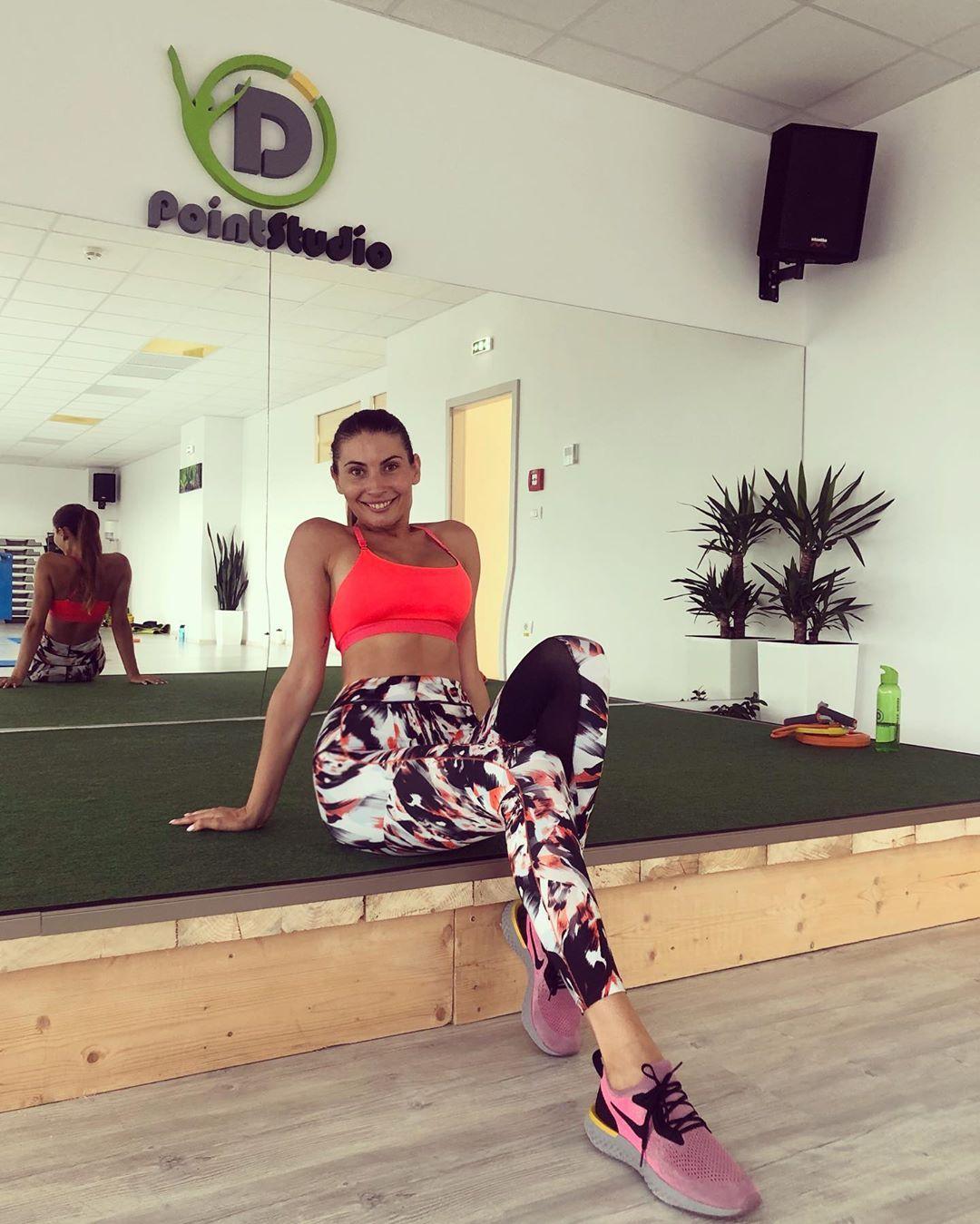 You make me happy 💚 !* * * #fitness #fitnessmotivation #healthylifestyle #healtyfood #gym #gymmotiva...
