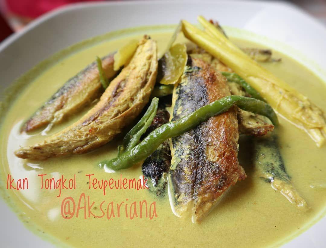 Ikan Tongkol Teupeulemak Sure Peulemak Food Chicken Meat