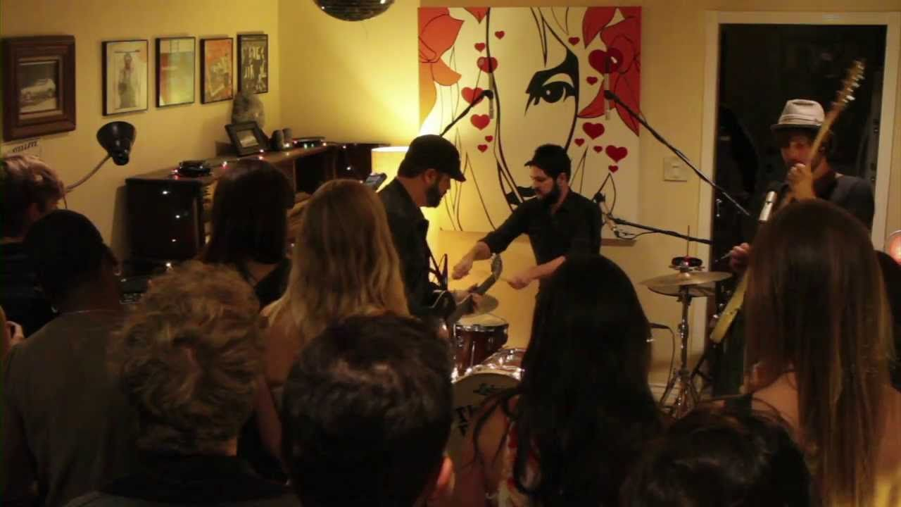 living room concerts. The Record Company  Feels So Good Living Room Concert YEP