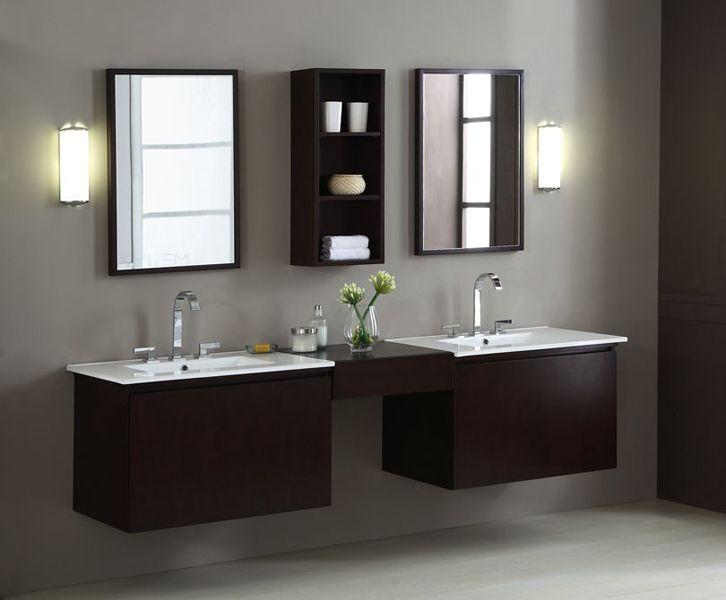 Blox Xylem 80 Moduler Bathroom Vanity Cabinets Set Http Www Listvanities Com Bathroom Vani Modern Bathroom