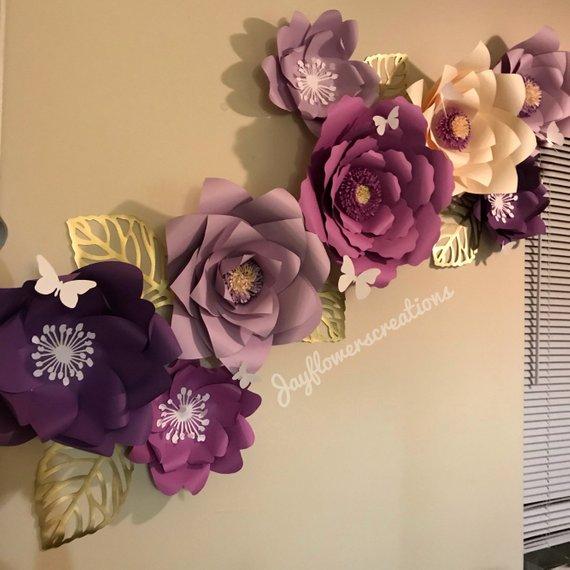 10 Pieces Purple Sweet 16 Backdrop Purple Sweet 16