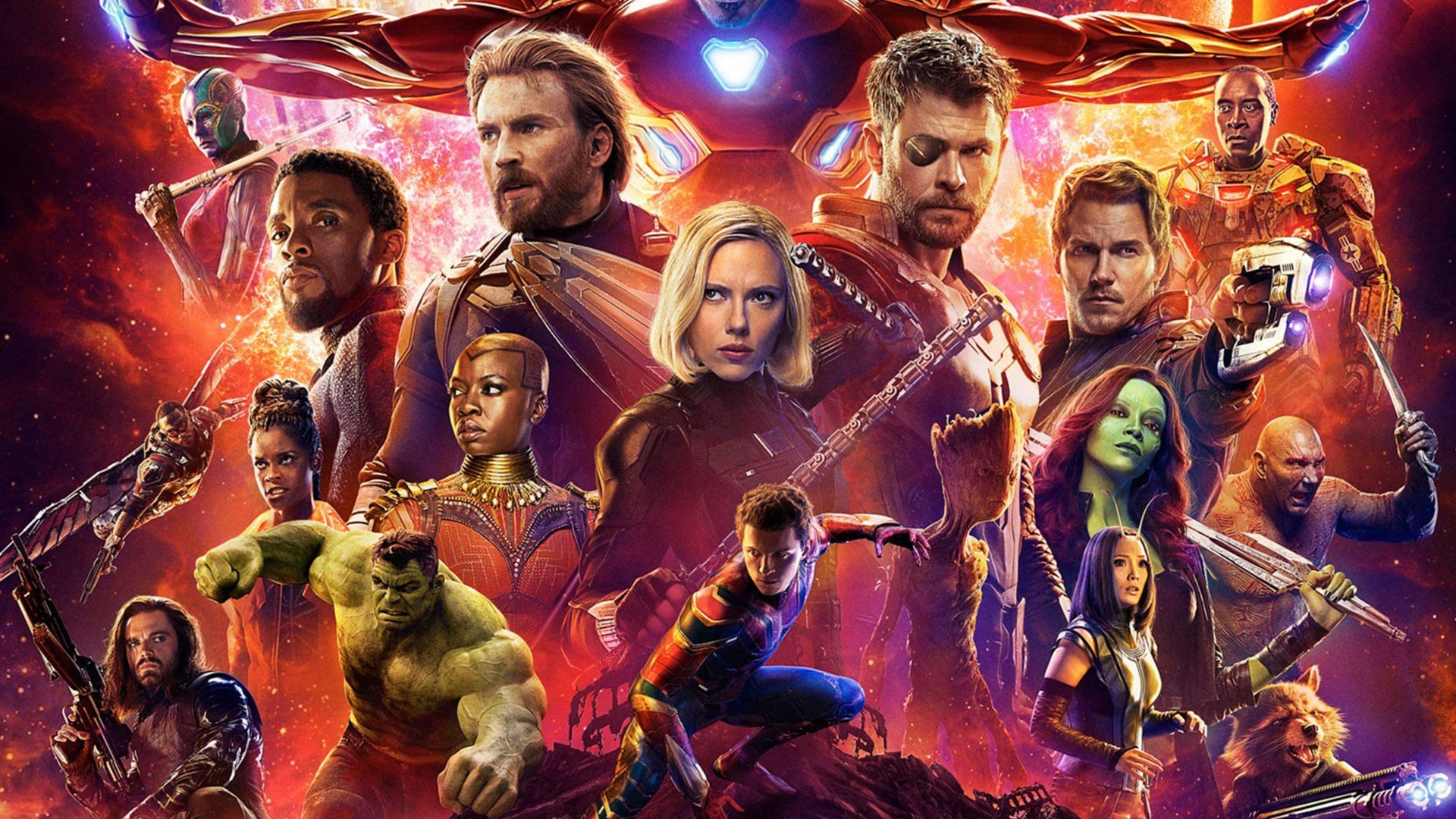 Avengers Infinity War 4k Ultra Hd Wallpaper And Background Image 4800x2700 Id 90962 Marvel Cinematic Universe Movies Avengers Movies Avengers Infinity War