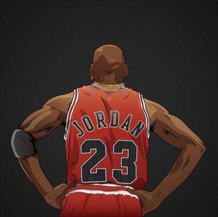 48+ New Ideas For Basket Ball Painting Michael Jordan # ...