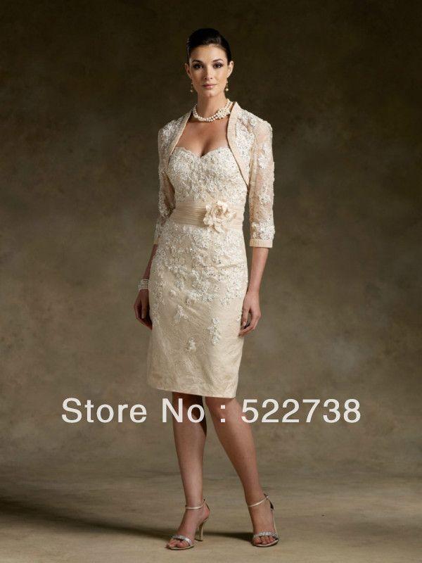 Rustic Mother of Bride Dresses