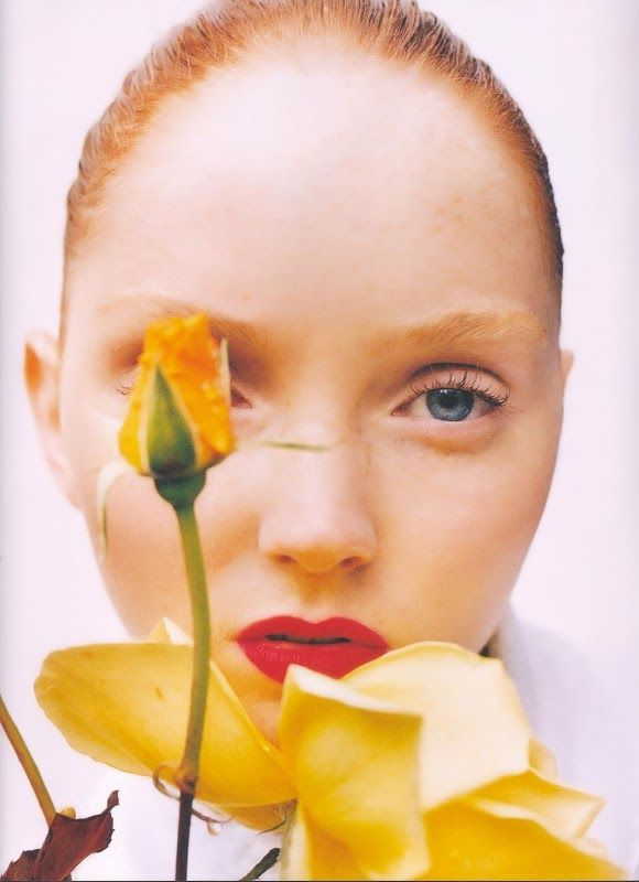 Lily Cole - Tim Walker.
