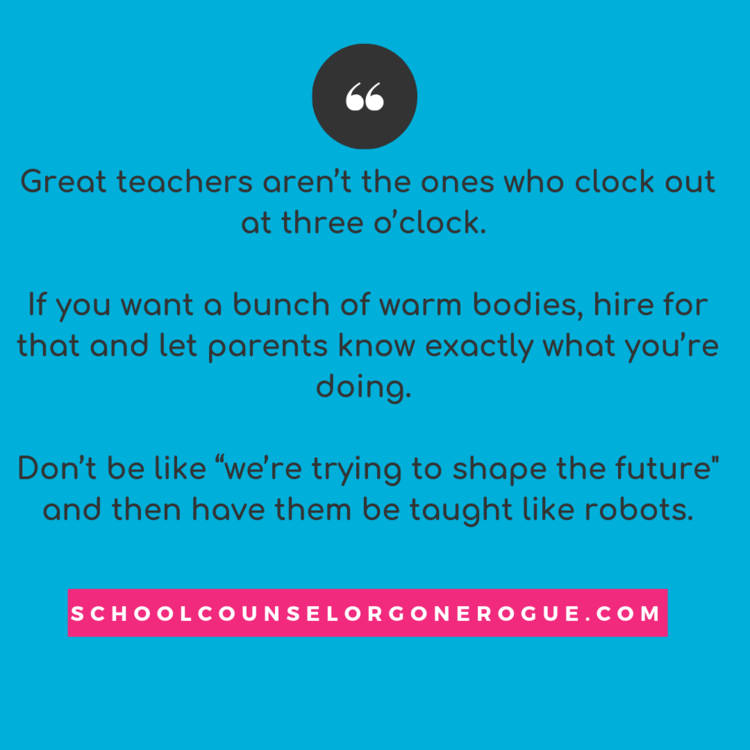 Why Keeping Great Teachers Matters - What Teachers Really ...