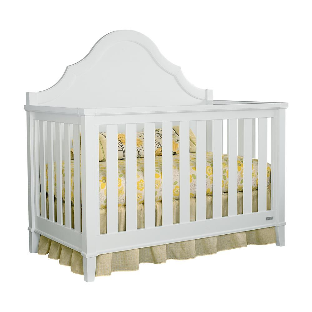 Bought this Bassett Baby Ava 4 in 1 crib in white for new ...