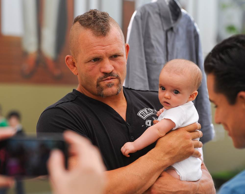 31 rows· chuck liddell official sherdog mixed martial arts stats, photos, videos, breaking news, and … Pin on Cool