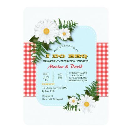#engagement #party #invitations - #Daisy Corners Invitation