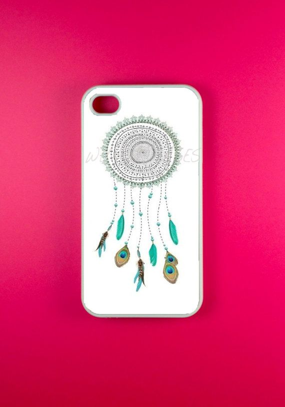 DreamCatcher Iphone 4 Case  Feather Iphone Case by DzinerCases, $14.99