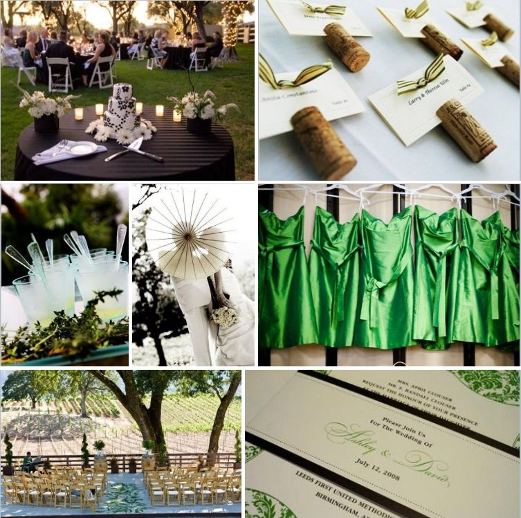 Jodiee S Blog Wedding Ceremony Table: Inspiration Boards, Weddings, Green Wine Country