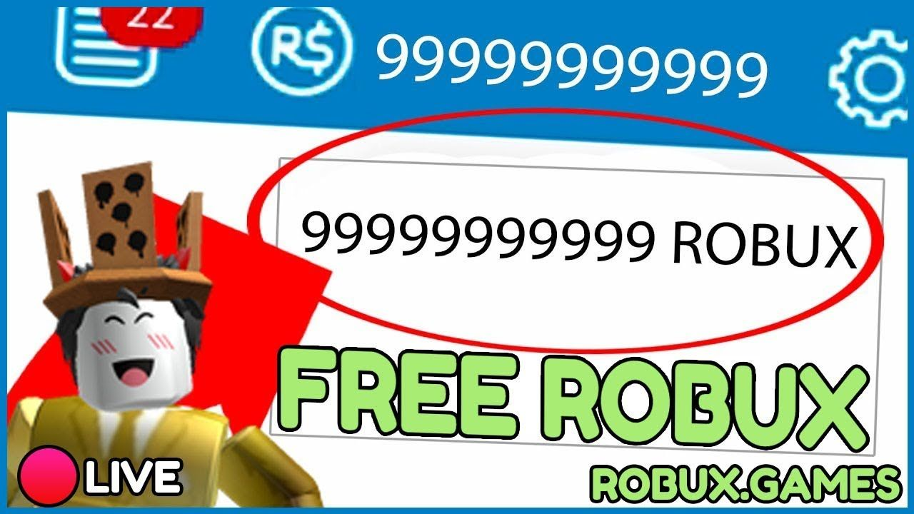 Roblox Free Robux Live Giveaway Free Robux Promo Codes Live X1f534 In 2020 Roblox Promo Codes Roblox Roblox