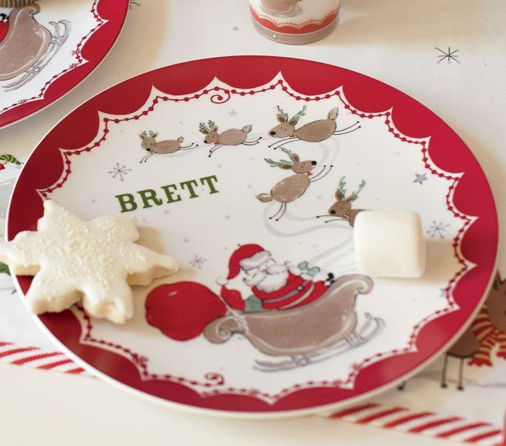 Vajilla navide a vajilla pinterest vajillas navidad y vidrio - Vajillas navidenas ...