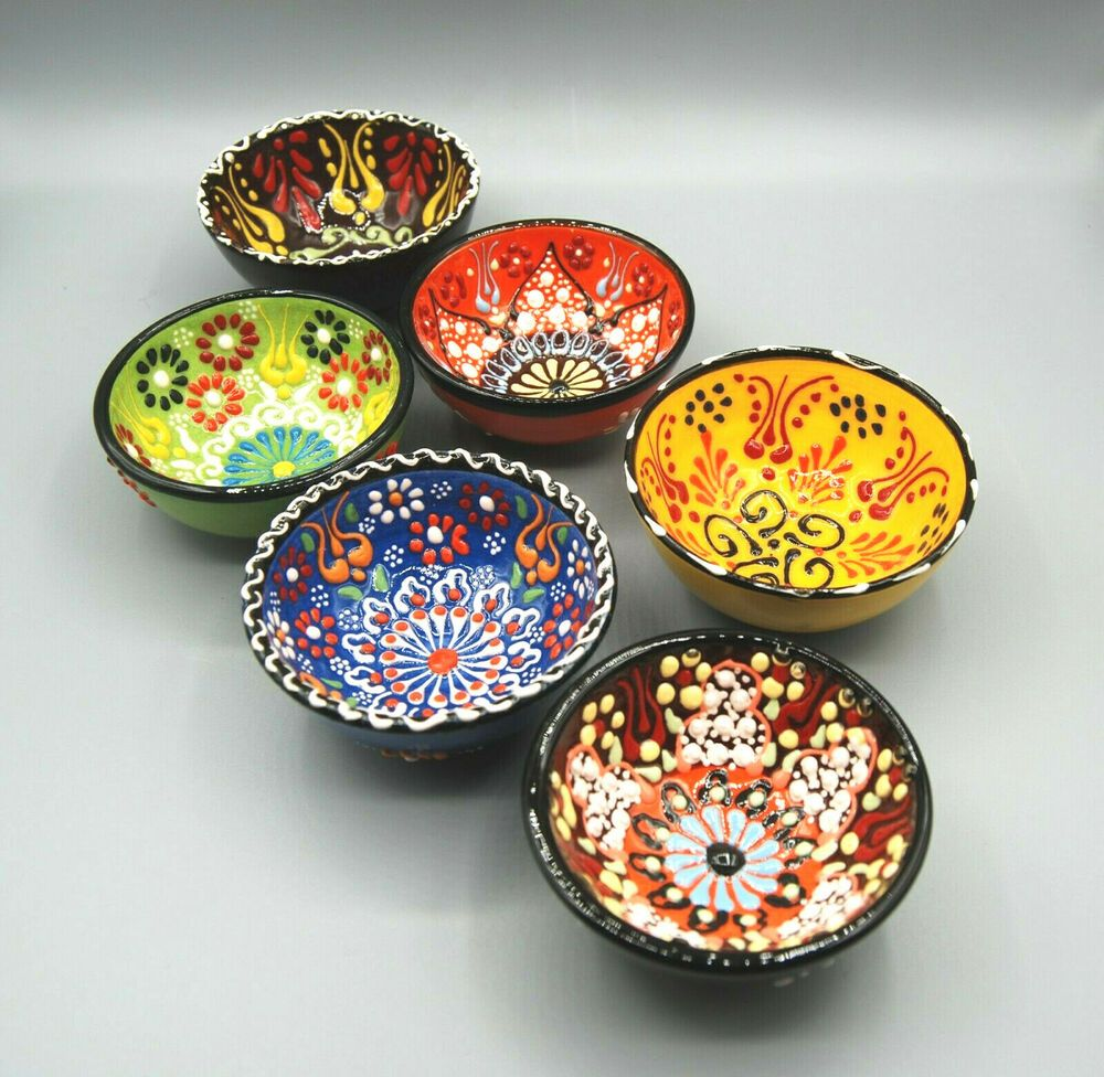 Bowl small traditional turkish antiqe for decor or gift