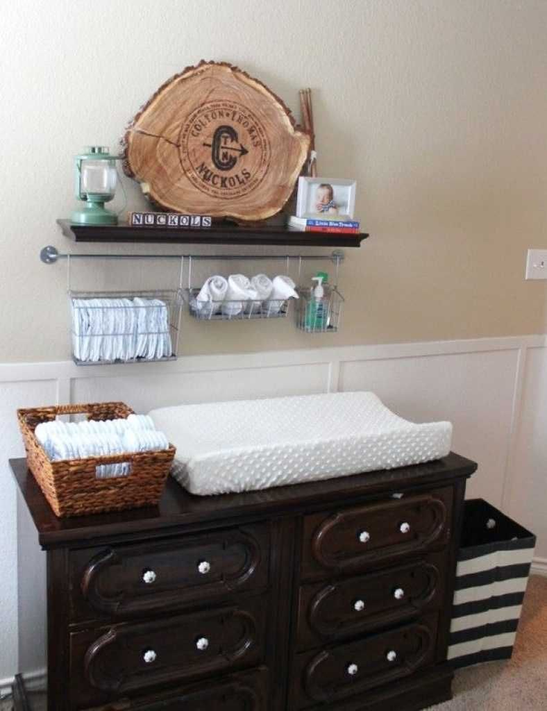 Changing Table Ideas Organizing Coolest Changing Table Ideas Organizing Diaper Changin Nursery Changing Table Decor Nursery Changing Table Baby Room Storage