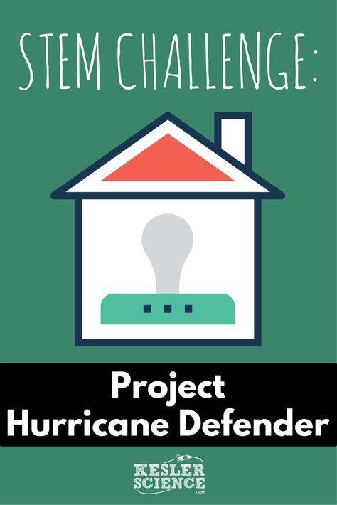 STEM Challenge - Project: Hurricane Defender - Build a ...