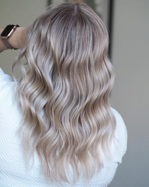 15 Ash Blonde Balayage Hair Colors You'll Want to