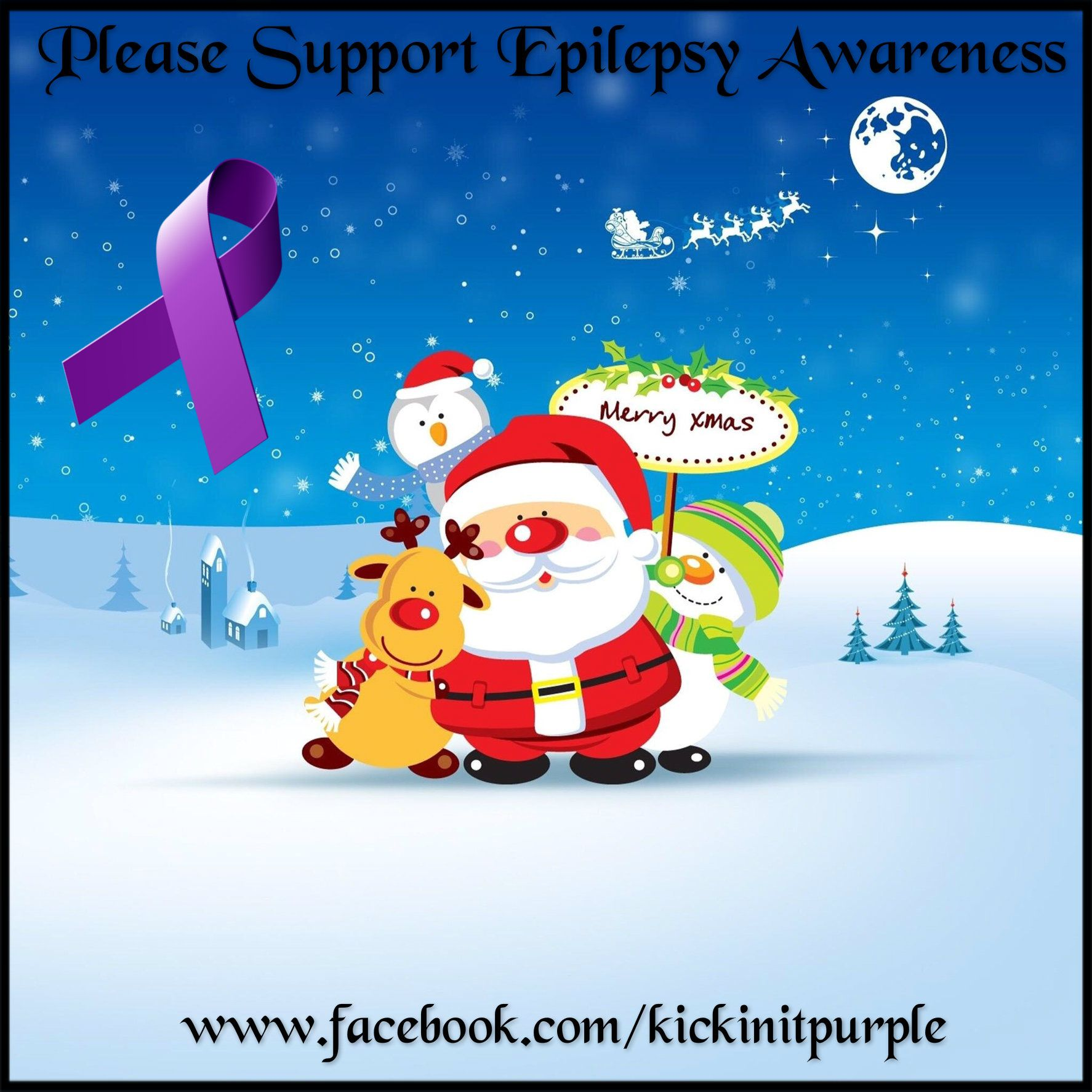 epilepsyawareness #epilepsysupport #epilepsy | kickin it purple