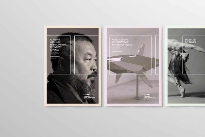 """Mies van der Rohe philosophy, """"Less is more"""", is clearly visible in the new identity that espluga + associates has designed."""