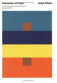 Josef Albers, one color appearing to be two | Don\'t Box Me In ...