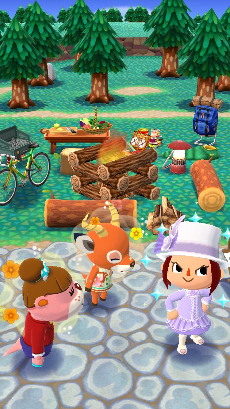 Pin de Laura Lopez en Animal Crossing Pocket Camp (con