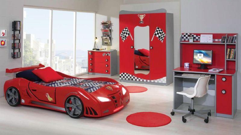 Kinderzimmer Junge: 50 Kinderzimmergestaltung Ideen für Jungs ...