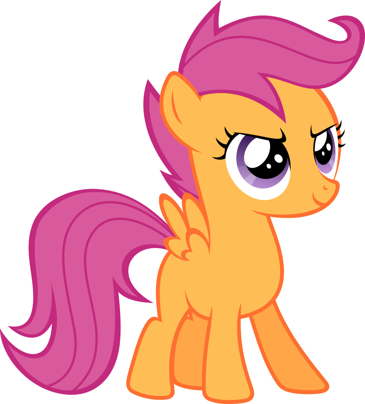 Scootaloo Ready To Action Desenhos Mlp Scootaloo pony apple bloom rarity cutie mark crusaders, base transparent background png clipart. scootaloo ready to action