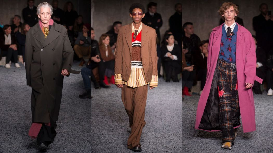 a5f58d4ac68 Milan Fashion Week  as tendências para o outono inverno 2018-2019 ...