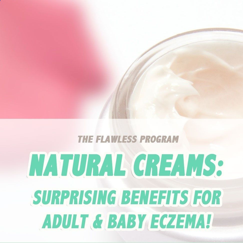 Suffering from eczema Check out how to use a natural nonsteroid