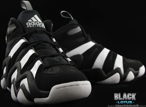 finest selection de273 bf3e6 Adidas Crazy 8 2007 Kobe BlackWhite
