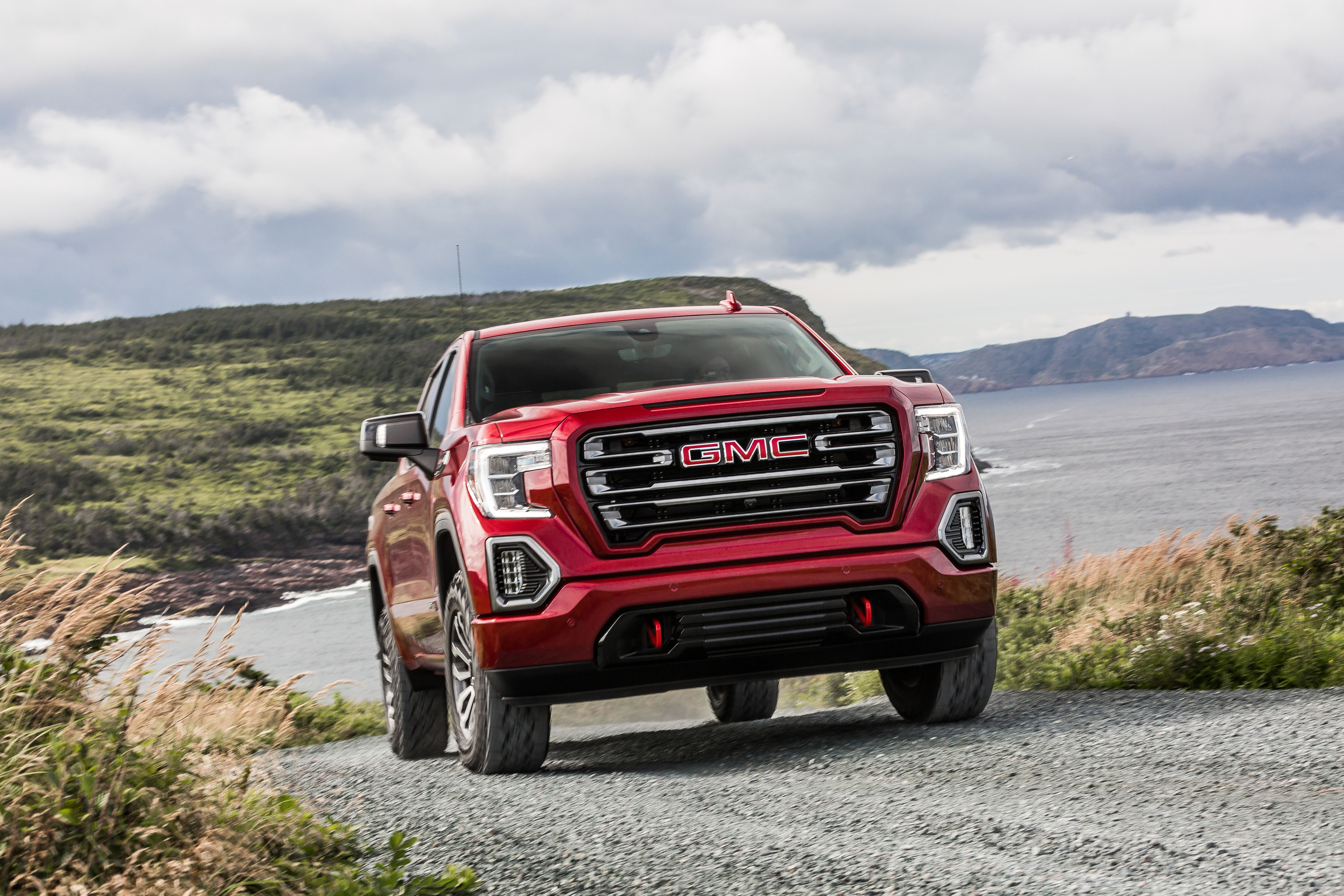 Learn more about the Next Generation 2020 GMC Sierra heavy