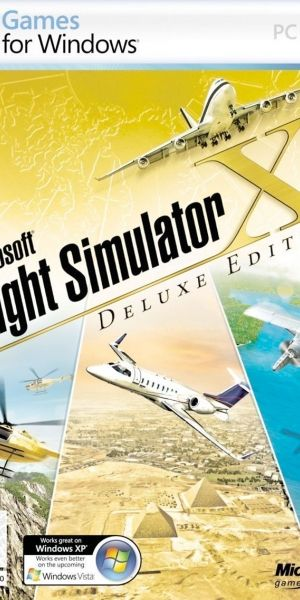 Microsoft Flight Simulator X and XPlane 10 are wingingtheir