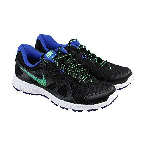 new product 58f63 e3f72 Nike Womens Revolution 2 Running Shoe (8.5 B(M) US, BLACK
