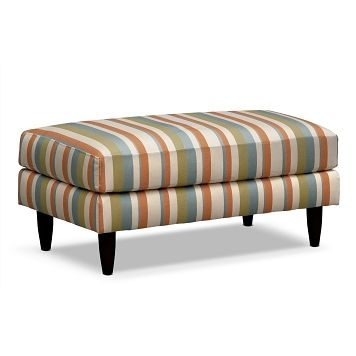 Avenue Upholstery Cocktail Ottoman - Value City Furniture $199.99 ...