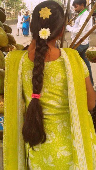 Tamilnadu Braids For Long Hair Indian Long Hair Braid Long Indian Hair