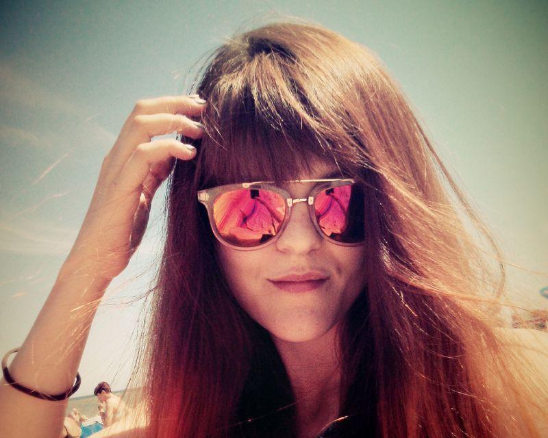 Kosmetyki Do Wlosow Z Mineralami Morskimi Co Moze Morze Sunglasses Women Women Sunglasses