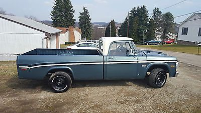Dodge Other Pickups D100 1970 Dodge D 100 Truck With Images